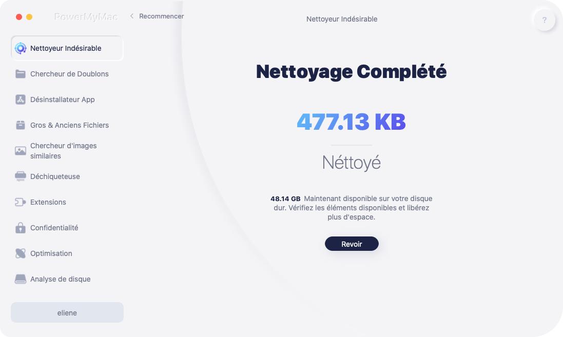 iTunes Junk Clean terminé