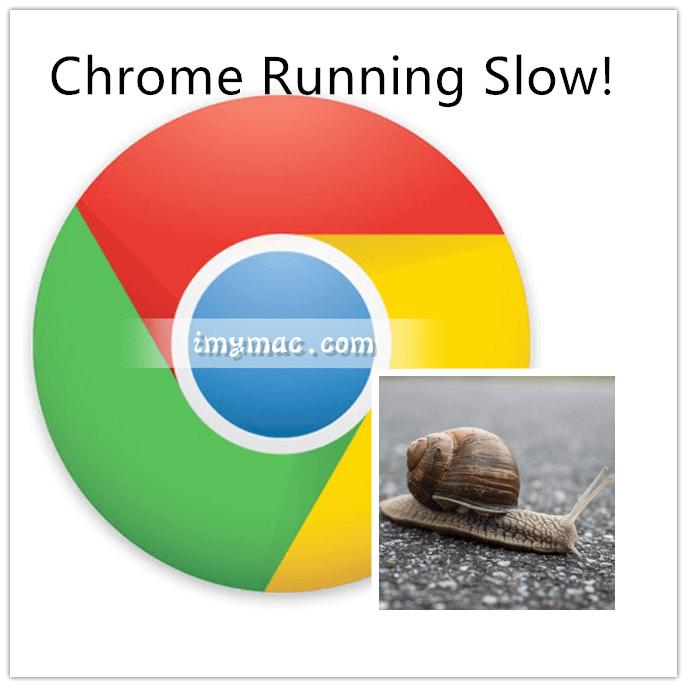 Chrome fonctionne lentement sur Mac