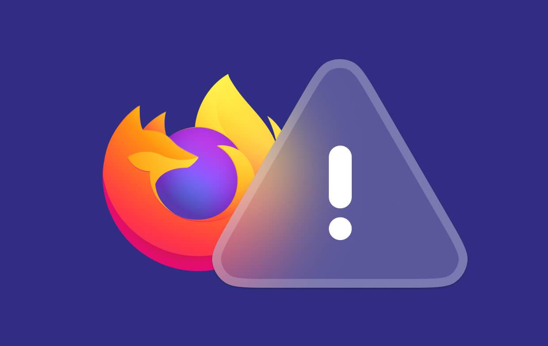 Firefox continue de planter sur Mac