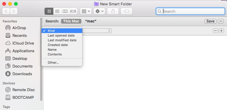 Rechercher des fichiers en double sur Mac via le Finder