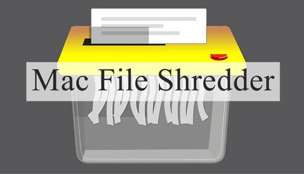 Destructeur de fichiers Mac