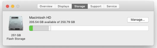 Suppression manuelle des pièces jointes dans les versions plus récentes de macOS