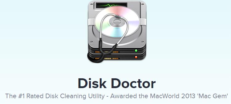 Meilleur docteur de disque Mac Cleaner