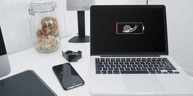 MacBook fonctionne lentement