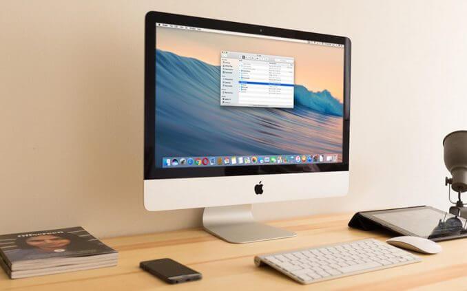 Nettoyer le stockage Mac