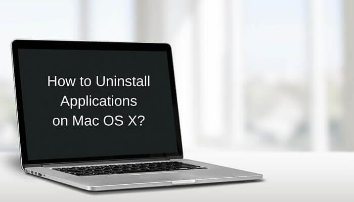 Comment désinstaller des applications sur Mac