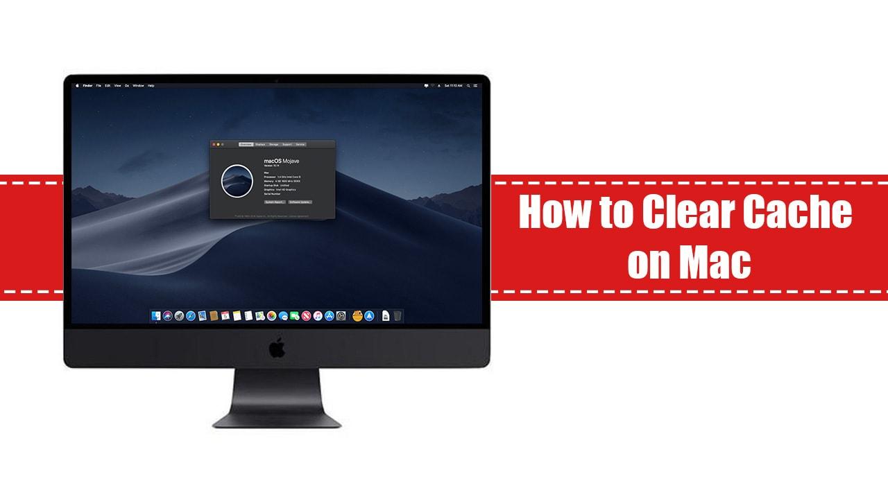 Effacer le cache sur Mac Chrome
