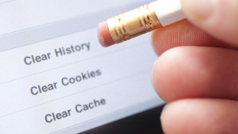 Supprimer l'historique de votre navigateur partout