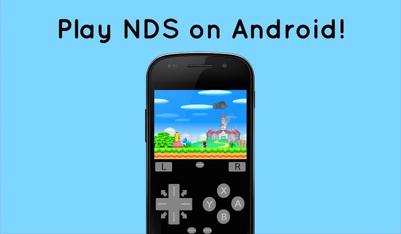 Emulateur NDS pour Android
